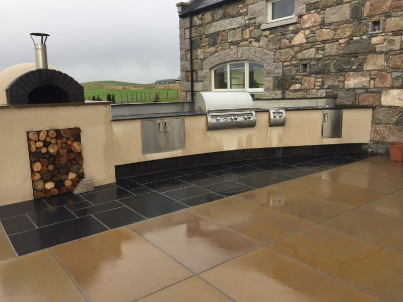 Outdoor Kitchen, Ellon