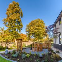 CLAN Centre Commercial garden