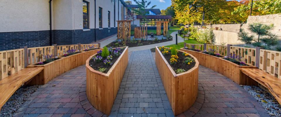 Garden Design Landscaping By Papillon Aberdeen Best Garden Design Companies