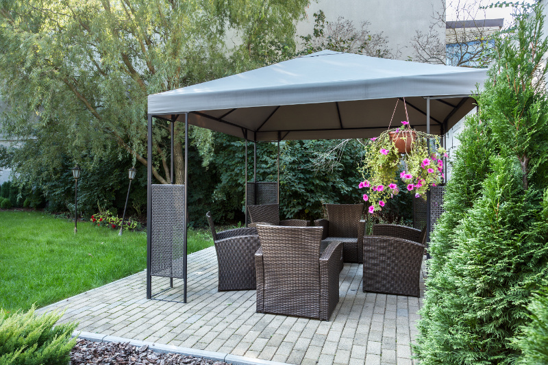 Papillon Designs & Landscaping - Example of a Gazebo