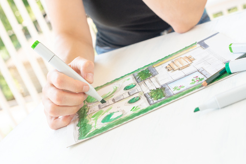 What will 2019 hold for your garden?  Is it time to write a Garden Plan?