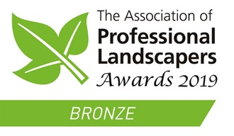 APL Bronze Award 2019 Papillon Designs & Landscaping